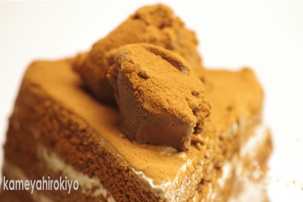 生チョコケーキ