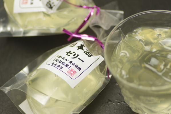 (有)亀屋廣清 酒ゼリ―2