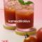 トマトと丹波ワイン