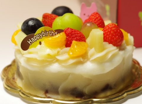 薯蕷饅頭ケーキ